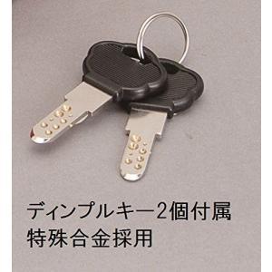 HORNET タイヤロック 品番:LT-50R  加藤電機 ホーネット セキュリティロック 車両盗難防止|autocenter|03