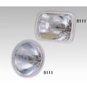 IPF/ヘッドランプ 角型2灯式(ポジション球付)  8111|autocenter