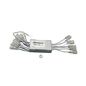 カナテクス(Kanatechs)GE-X002 汎用スピーカーセレクター(4CH対応)/カナック企画|autocenter
