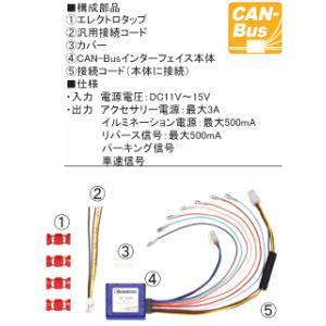 カナテクス Kanatechs 品番:GE-XA02 (ver4.0)GEシリーズ/汎用CAN-BUSインターフェイス/カナック企画|autocenter|02