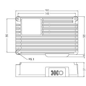 永井電子 No.9850 標準タイプ M.D.I-DUAL マルチプル・ディスチャージド・デュアル・スパーク・イグニッション・システム/ULTRA/ウルトラ|autocenter|03