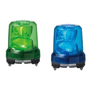 【送料無料】 パトライト RLR−M2 (色:Gグリーン/Bブルー) 強耐振大型パワーLED回転灯(AC90〜240V)|autocenter