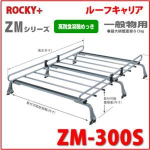 ROCKY 品番:ZM-300S 業務用 ルーフキャリア ZAM /自動車/キャリア/ルーフラック/ロッキープラス(代引不可)|autocenter