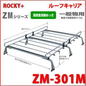 ROCKY 品番:ZM-301M 業務用 ルーフキャリア ZAM /自動車/キャリア/ルーフラック/ロッキープラス(代引不可)|autocenter