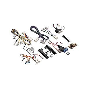 カナテクス Kanatechs 品番:TBX-Y016 クラウン170系 カーAVインストレーションセット ナビ/オーディオ取付キット/カナック企画|autocenter