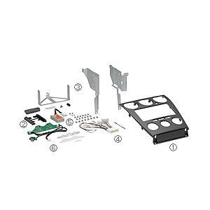 カナテクス(Kanatechs) 品番:TBX-T006 マツダ アテンザ(後期)カーナビ/オーディオ取付キット/カナック企画|autocenter
