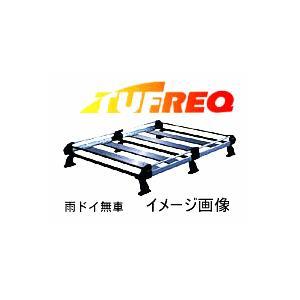 TUFREQ(タフレック) 品番:HF431E アルミ製ルーフキャリア ルーフラック 6本脚<トヨタ VOXY ZRP7#系など>/精興工業/SEIKOH/(代引不可)|autocenter