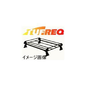 TUFREQ(タフレック) PE22F1 スチール製ルーフキャリア 4本脚/精興工業/SEIKOH/ルーフキャリア(代引不可)|autocenter