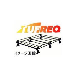 TUFREQ(タフレック)品番:PF431D スチール製ルーフラック <プロボックス/サクシードNCP5#系> /精興工業/ルーフキャリア(個人名宛/代引き不可)|autocenter