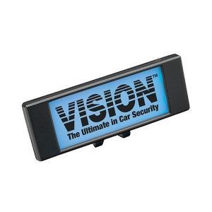 VISION ビジョン フラッシングLED 品番:LM700B ブルー (セキュリティオプション品/ルミネーター/LUMINATOR) autocenter