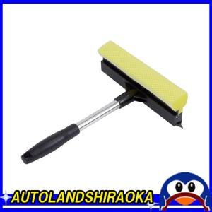 洗車、雪かき、虫取りに最適! バンパーに付着した虫も簡単に取れます。  ■材質:スポンジ…ナイロン、...