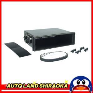 ヤック VP-D1 DIN BOX フリータイプ オーディオパーツ YAC