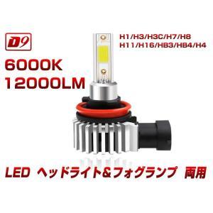 【Platinum Brand】New商品!送料無料!一年保証!PHILIPS社 LEDヘッドライト/フォグランプ 8000ルーメン 2個セット H4 H7 H8 H11 H16 HB3 HB4 6500K 純正発光|autoone