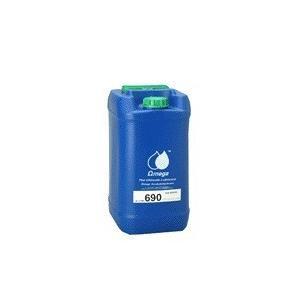 オメガ ギヤオイル ホワイトラベル 690 シリーズ SAE 75W80 20L 1缶 OMEGA パラフィン鉱物油 autopartsnet