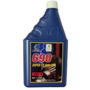 オメガ ギヤオイル 690 シリーズ SPEC-0 SAE 80W90 相当 1L 1缶 OMEGA パラフィン鉱物油 autopartsnet