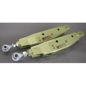 イケヤフォーミュラ IKEYA FORMURA アジャスター リア ロワアーム トヨタ マークII/ヴェロッサ JZX110 アルテッツァ SXE10 (IFAO20002) autopartsnet