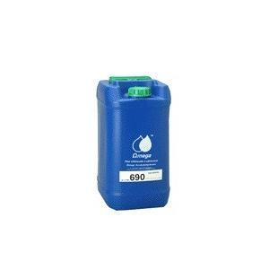 オメガ ギヤオイル ホワイトラベル 690 シリーズ SAE 85W140 20L 1缶 OMEGA パラフィン鉱物油 autopartsnet