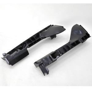 200系 ハイエース 3型 4型 5型 バンパー サポート ブラケット 標準 ワイド 左右 セット ...