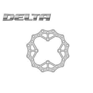 DELTA BRAKING製 ディスクローター CR125/250/500 リア|autopartsys