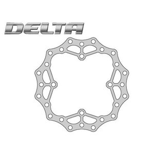 DELTA BRAKING製 ディスクローター CR125/250 リア|autopartsys
