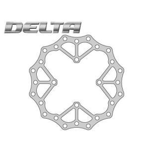 DELTA BRAKING製 ディスクローター KX125/250 KXF250 フロント|autopartsys