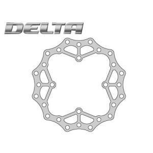 DELTA BRAKING製 ディスクローター KX125/250 KXF250 リア|autopartsys