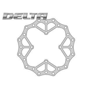 DELTA BRAKING製 ディスクローター KX125/250 KXF250/450 フロント|autopartsys
