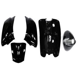 外装セット 5点セット TODAY AF61 ブラック 社外品|autopartsys