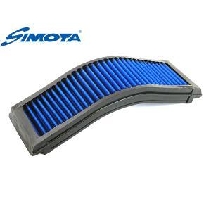 SIMOTA エアフィルター OKA-1004 ZX10R NINJA1000(04-07)|autopartsys