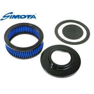 SIMOTA エアフィルター OKA-1596 VN1500 VULCAN/バルカン|autopartsys