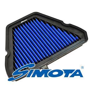 SIMOTA エアフィルター OTB-1005 TRIUMPH SPEED TRIPLE1050 スピードトリプル1050 TIGER1050 タイガー1050 SPRINT ST 1050  トライアンフ|autopartsys