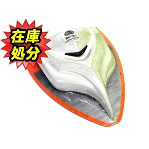 在庫処分!NEWシグナス用 DCRフロントマスク ホワイト|autopartsys