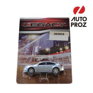 【USスバル・直輸入純正品】 SUBARU スバル Legacy レガシー/レガシィ ミニカー シルバー
