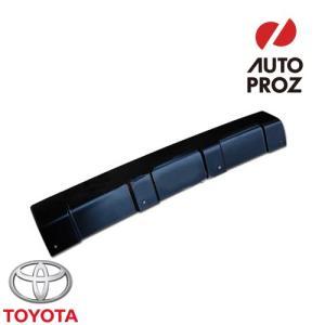 USトヨタ・直輸入純正品 TOYOTA FJクルーザー 全年式適合 トレイルチームズ限定 リアバランス/ロアパネル