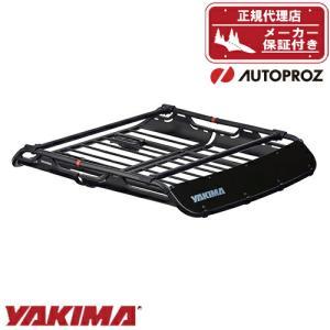 YAKIMA 正規品 オフグリッド ルーフラック/ルーフバスケット Lサイズ メーカー保証付|autoproz-usa