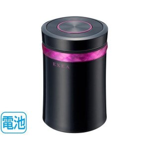 星光産業 灰皿 ピンク イルミリング 電池式 ED-150 autorule