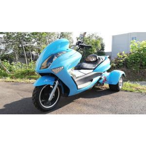 ICEBEAR マジェ クルーザー ブルー HL200XBL...