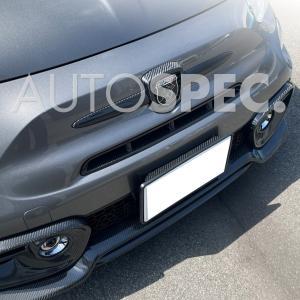 ABARTH カーボン ライセンスプレート ブラケット THREEHUNDRED ナンバーステー アバルト 500 595 695 500C 595C シリーズ4 autospecy-store