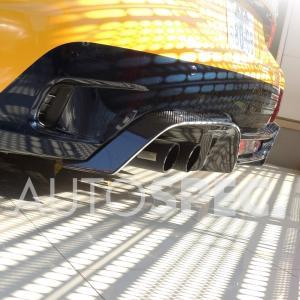 ABARTH 124spider カーボン リア ディフューザー THREEHUNDRED アバルト スパイダー autospecy-store