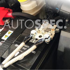ABARTH ボディーアースケーブル 500 595 695 シリーズ4 シリーズ3 THREEHUNDRED アバルト autospecy-store