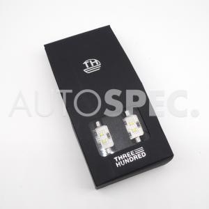 ABARTH 500 595 695 LEDライセンスランプ シリーズ3 シリーズ4 THREEHUNDRED アバルト  autospecy-store