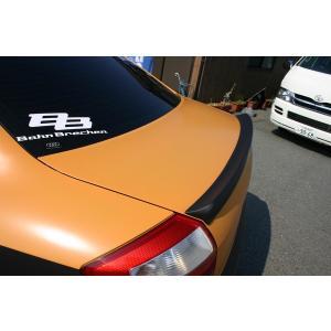 バーンブレッヘン Audi A4 Fi リアウイング...