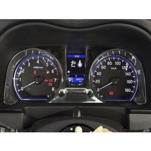 Body Line NV350 キャラバン E26 標準ボディ メーターカスタムパネル カラー:クローム autostyle-sore