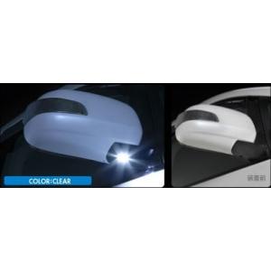 GARAX アルファード 10系 LED ウェルカムライト クリア