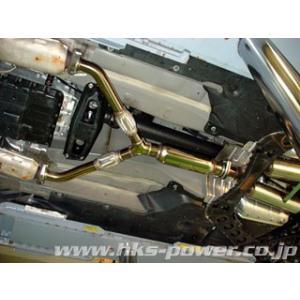 HKS フェアレディZ Z34 ステンレスセンターパイプ