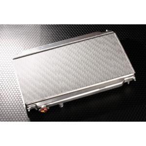 【ポイント5倍】 K&G ローレル HC33 ラジエーター コア幅48mm 放熱コーティングアルミ製