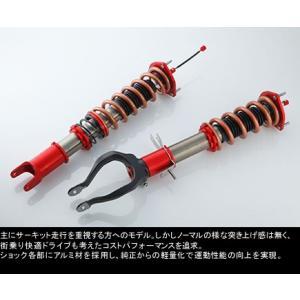 MCR GT-R R35 MCR CRIMSON サスペンションKIT SPEC-AA