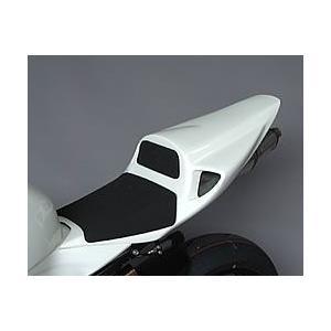 マジカルレーシング CBR1000RR 04-07 06-07対応 レーシングボディワーク シートカウル FRP 白 塗装済み