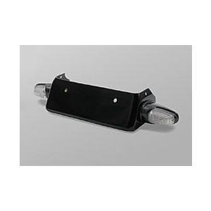 マジカルレーシング GSR400 06-08対応 リアウインカーキット(マジカル製フェンダーレスキット専用・取付ステー付) FRP 黒