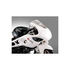 マジカルレーシング TL1000S 97-99対応 レーシングボディワーク アッパーカウル FRP 白